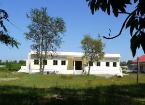 Prey Kebas Referral Hospital new Paediatric/Medical Ward.